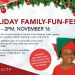 Holiday Family-Fun Fest in Surrey