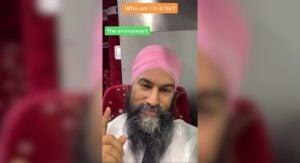 Jagmeet Singh Joins Tik-Tok With Two Videos, Immediately Goes Viral
