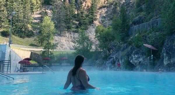 Radium Hot Springs British Columbia