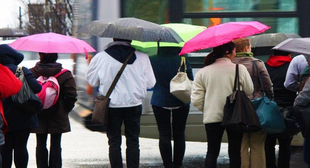 Rainy Days Vancouver