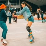 The Shipyards Halloween Pop-Up Roller Rink
