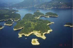 South Octopus Island BC Private Islands