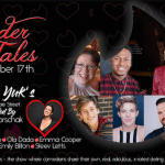 Tinder Tales at Yuk Yuk's Comedy Club