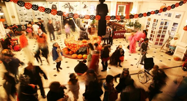 Unique Halloween Parties