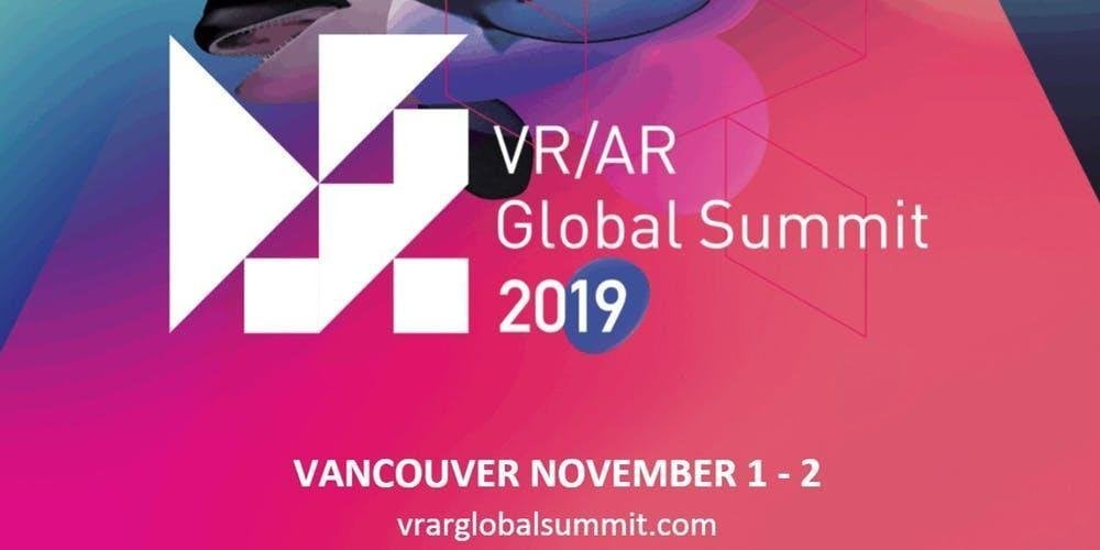 VR/AR Global Summit 2019