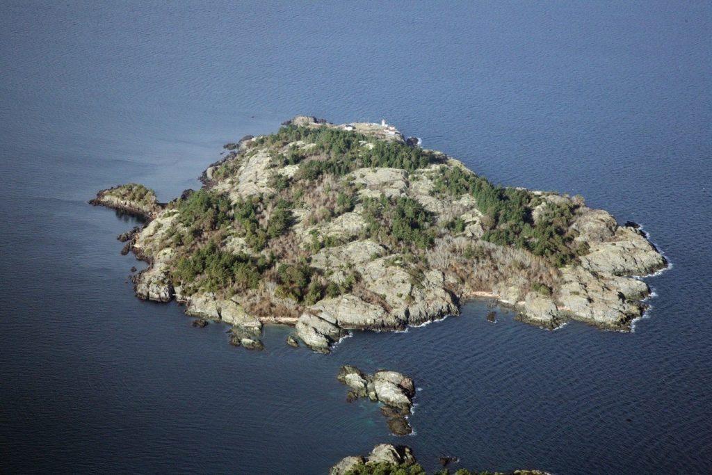 West Ballenas Private Island BC