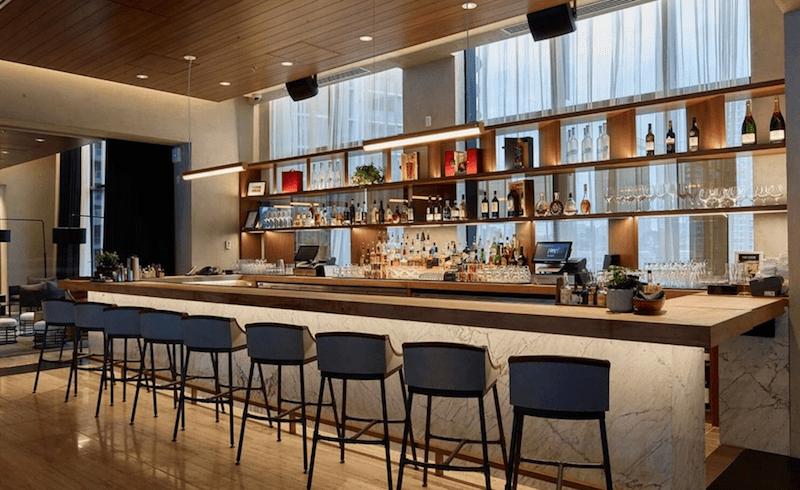 Parq D6 Rooftop Bar Vancouver