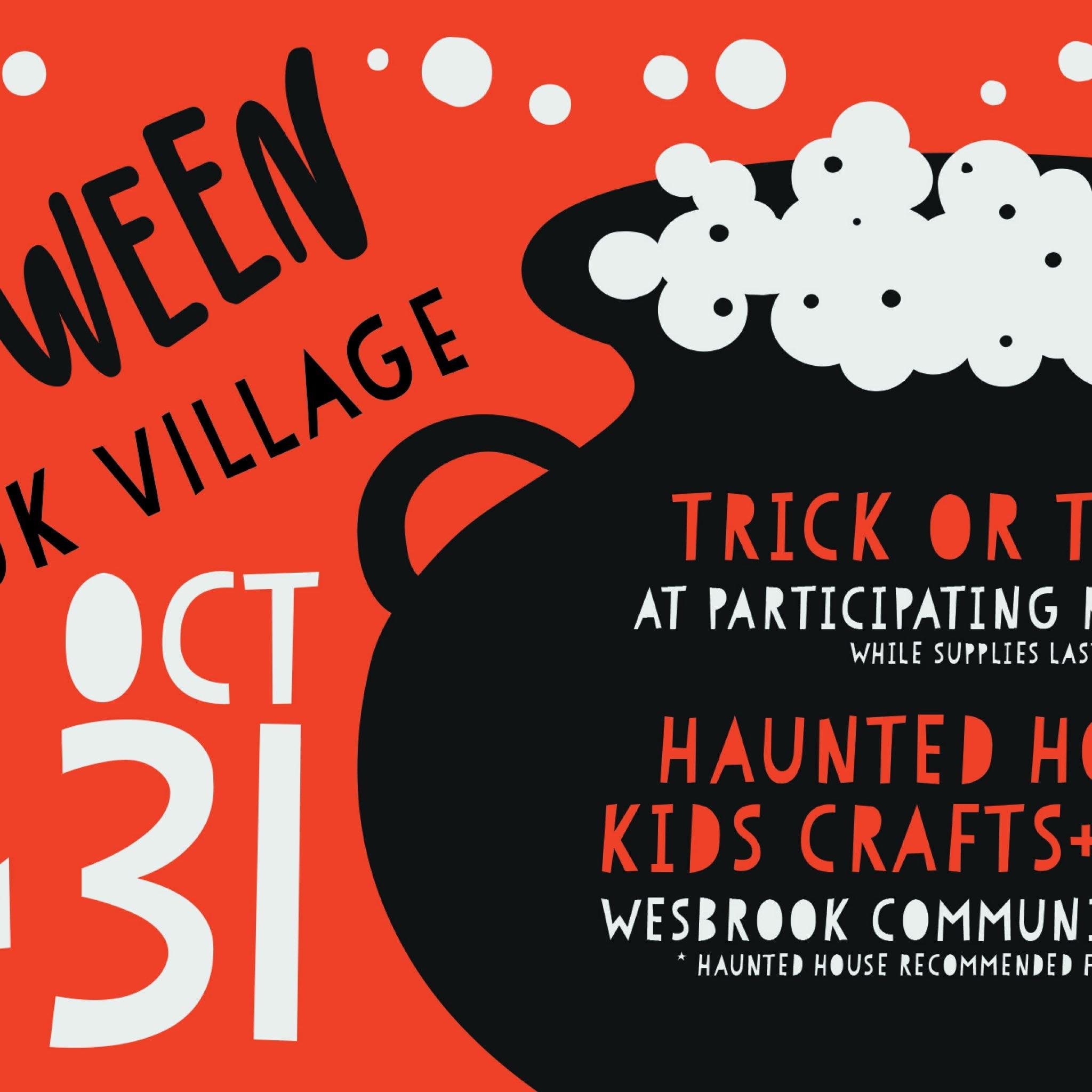 Halloween At Wesbrook Village 2019