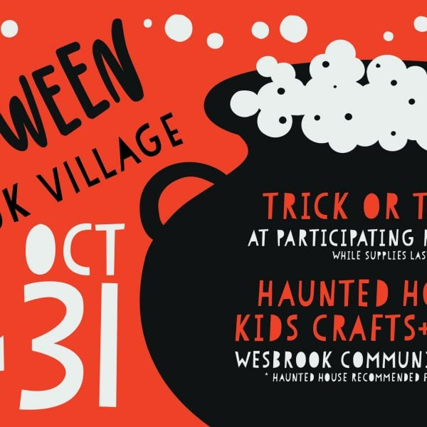 Halloween At Wesbrook Village 2019