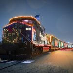CP Holiday Train 2019
