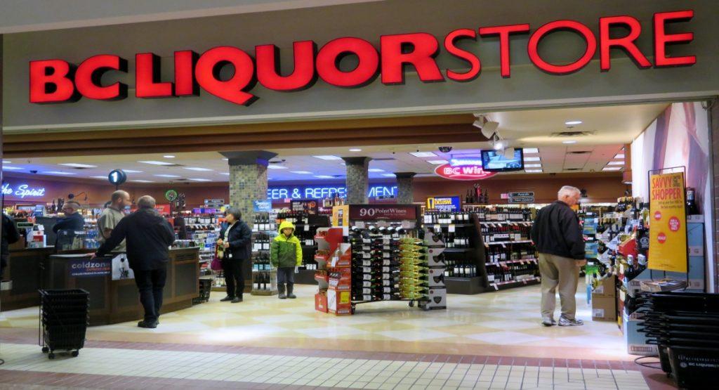 BC Liquor Store plastic bag ban