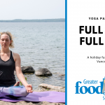 Yoga for the Greater Vancouver Food Bank 2019