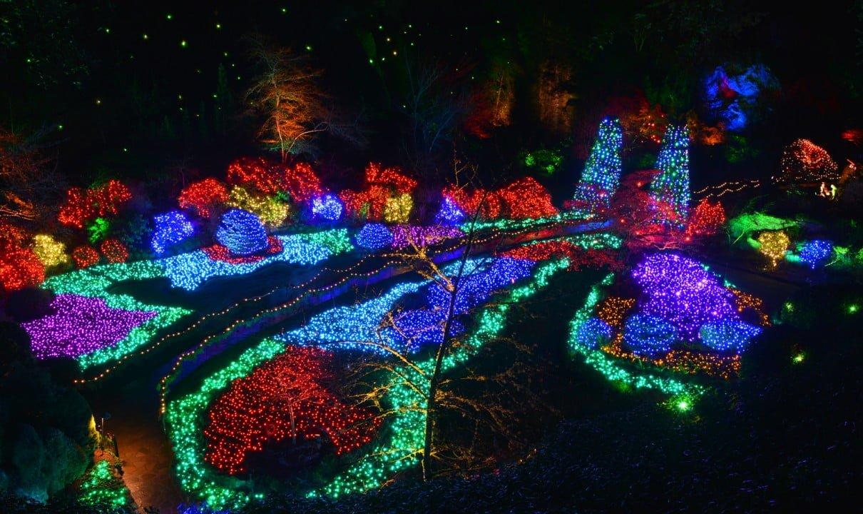Butchart Gardens Magic of Christmas 2019