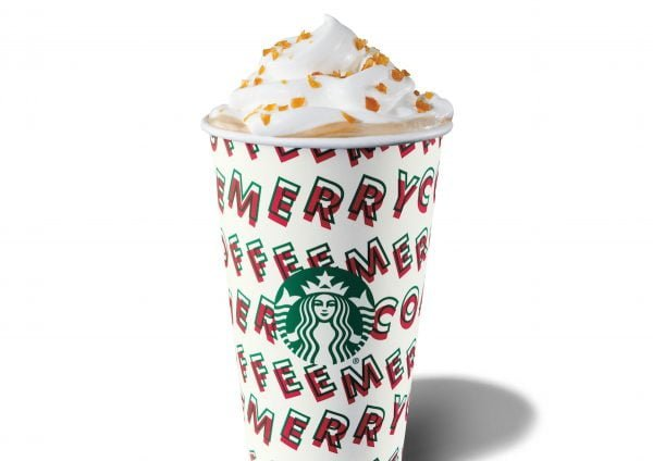 Starbucks Releases New Holiday Line Up Reusable Cup Designs