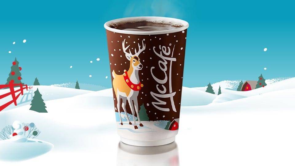 McDonald's Coffees