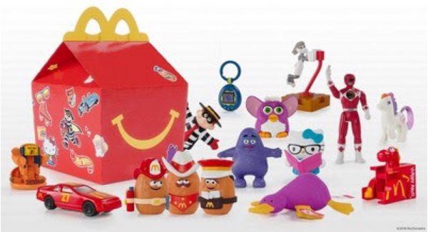 McDonalds Throwback