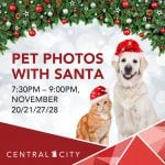 Pet Photos with Santa 2019