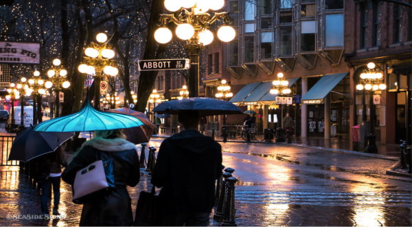Metro Vancouver Weather Forecast News - Rainy Vancouver weather this week