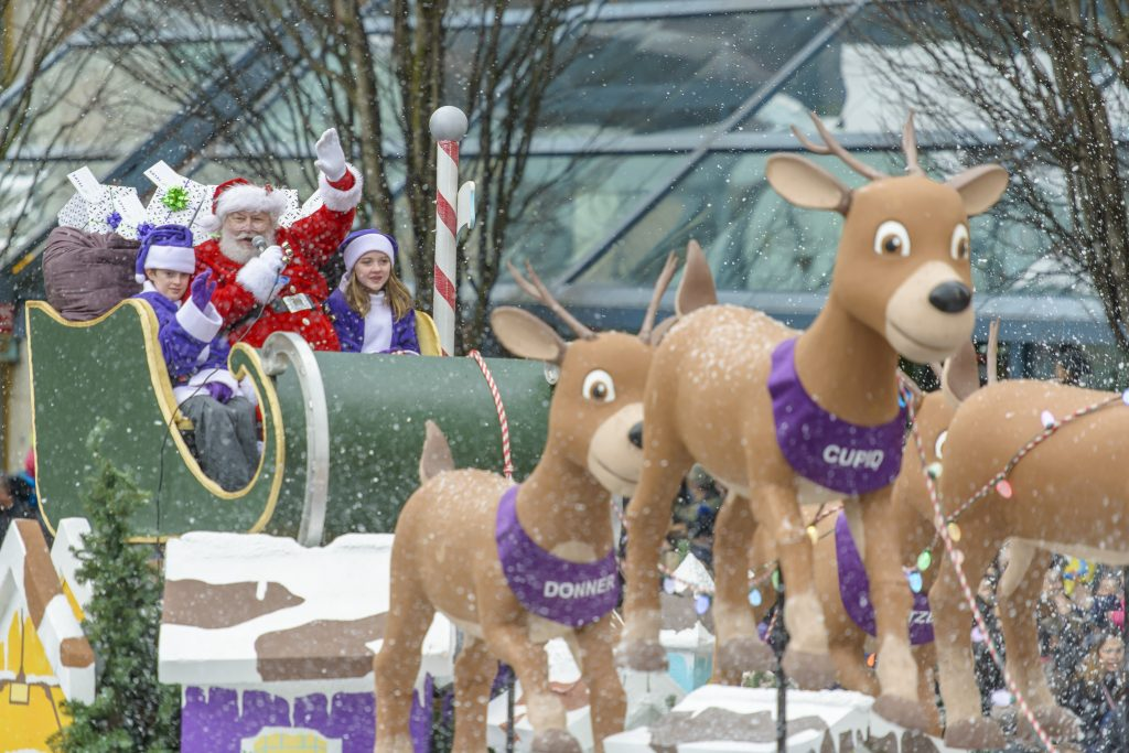 Vancouver Santa Claus Parade 2019 - Metro Vancouver Christmas Events