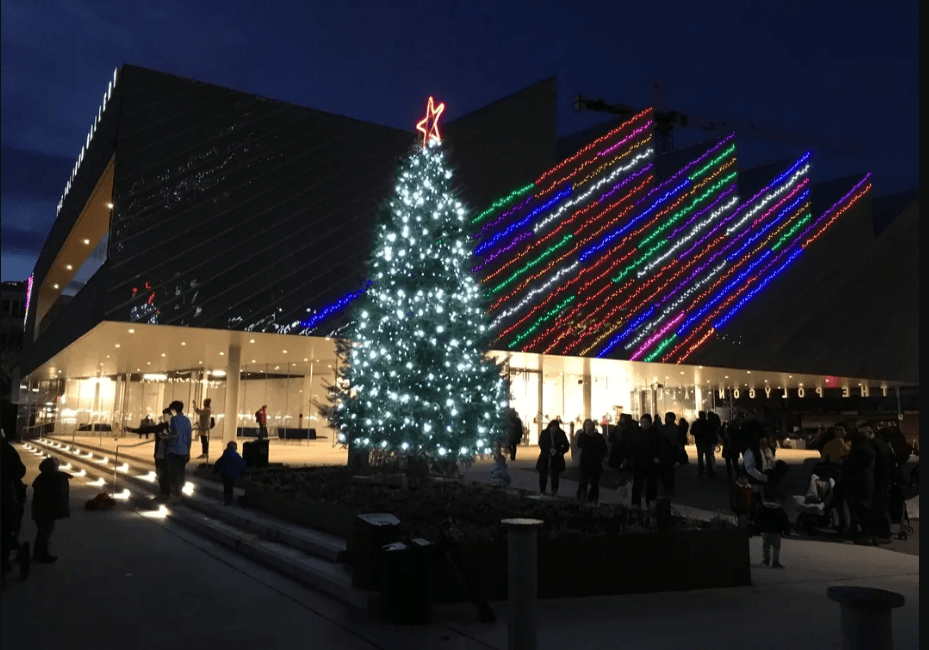 Shipyards Christmas Festival