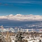 Environment Canada Issues Snowfall Warning For Metro Vancouver
