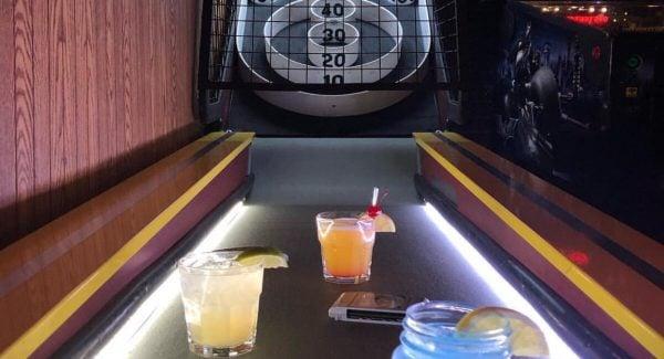 The Den Arcade & Drinkery Vancouver