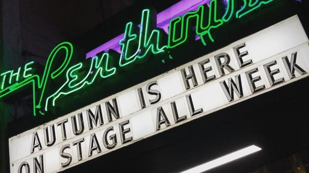 Penthouse Original Strip Night Club Vancouver
