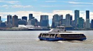 TransLink Seabus cancellations