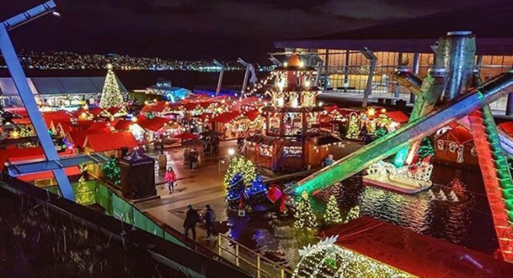 Van Christmas Market