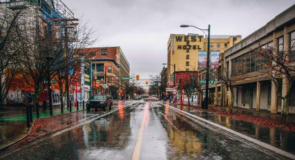 Vancouver Rain-Nov12