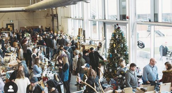 Vegan Holiday Market December 19