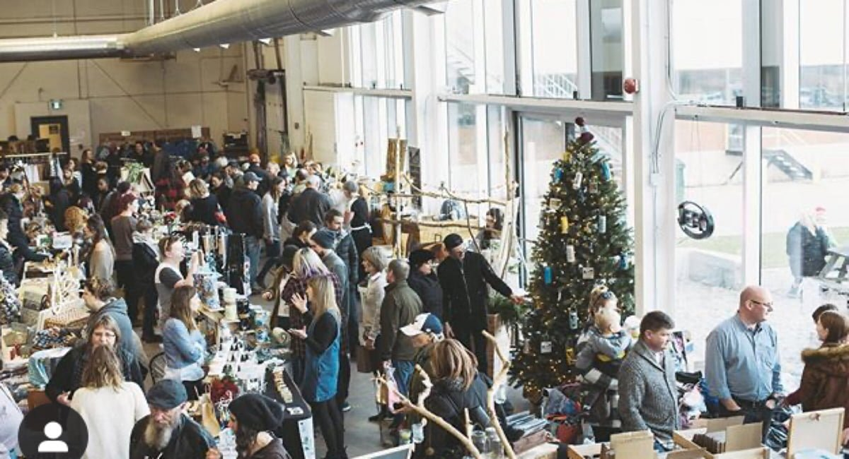 Vegan Holiday Market December 19