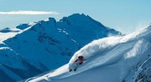 Whistler Blackcomb is Now Open