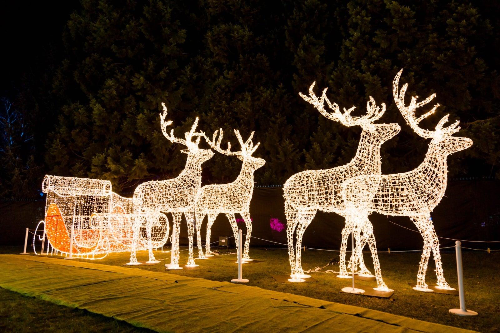 Aurora Winter Festival Vancouver PNE