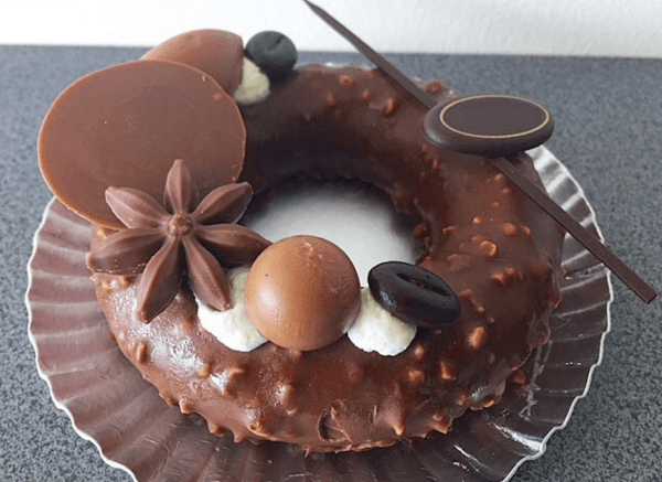 The Belgian Chocolate Cafe