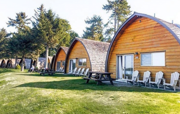 ocean village pod cabins