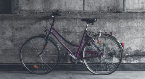 A Man Tried To Steal A Bike From An RCMP Parking Lot. He Did Not Succeed.