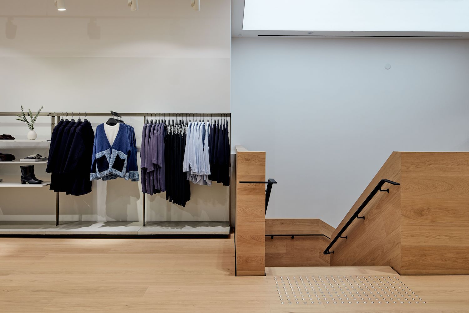 COS Vancouver Robson Store