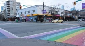 Davie Street Pride - Canada 2 most LGBTQ+ in the world