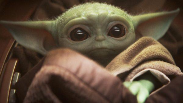 Disney+ December 2019 - The Mandolorian - Baby Yoda