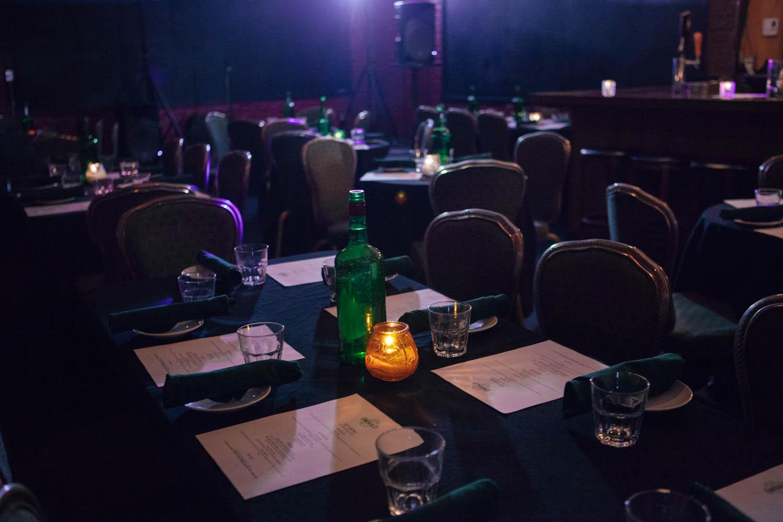 Emerald Supper Club - The Cabaret