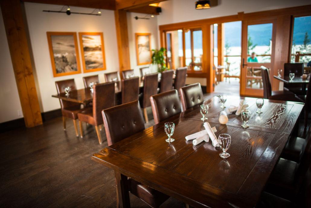 Photo: Halcyon Hot Springs - Kingfisher Restaurant