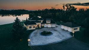 Inside The $7.5M, 80-Acre Laxton Lake Estate In Abbotsford
