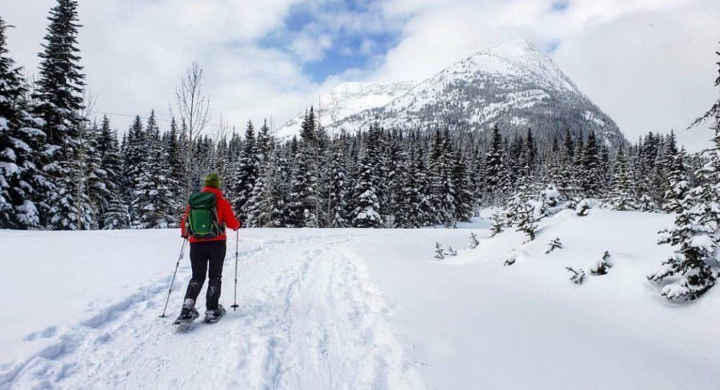 Snowshoe Trails BC