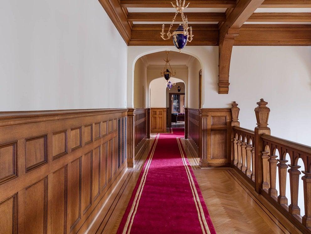 Tudor Mansion Vancouver