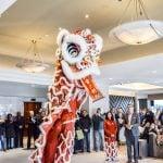 Lunar New Year Brunch and Lion Dance 2020