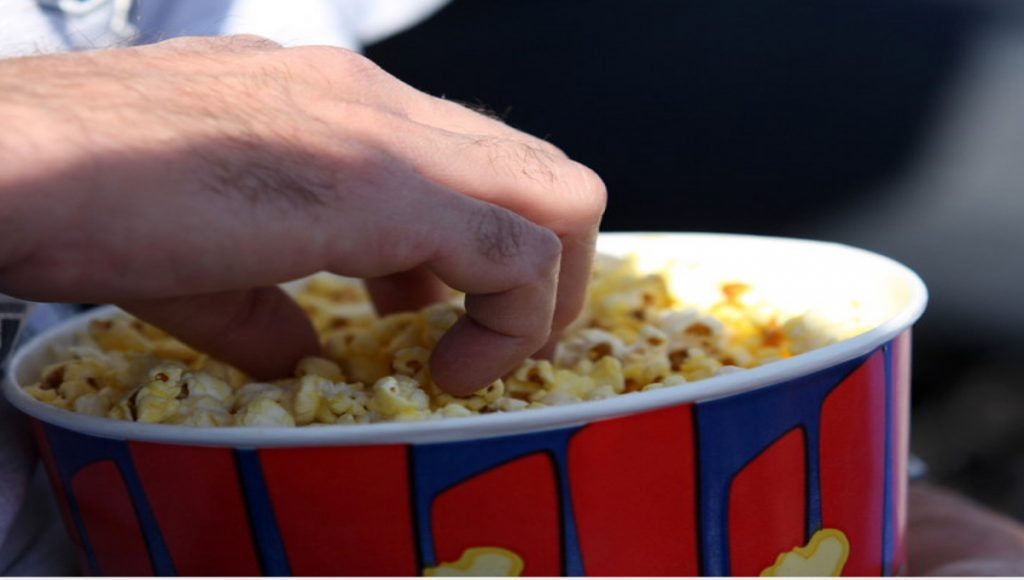 Cineplex Gives Away Free Popcorn