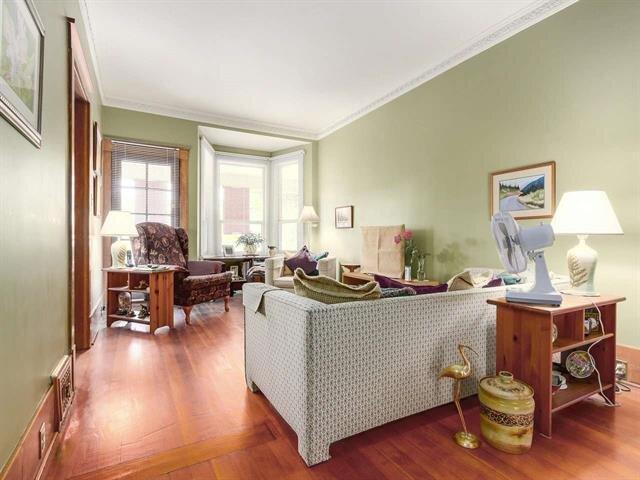 Copper House living room