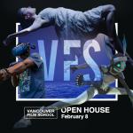 Vancouver Film School Open House 2020