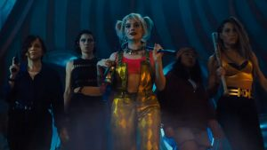 February 2020 New Movies - Birds of Prey
